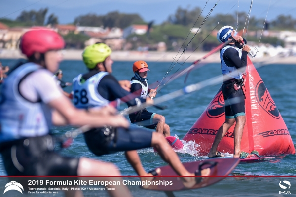 Intense duels in dream conditions at Europeans in Italy reshuffle the pack