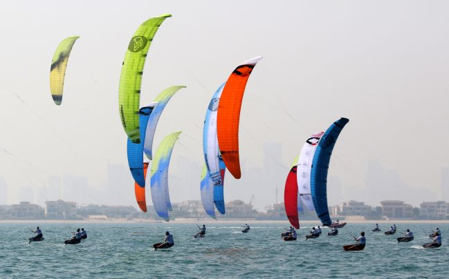 2017 IKA Formula Kite World Championships—One Month: World's Leading KiteFoil Racers to Gather for Exhilarating Showdown in Oman
