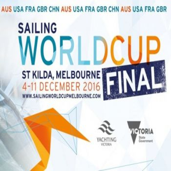 Melbourne confirms Sailing World Cup Final for Kiteboarding