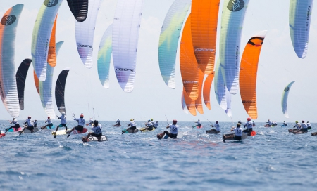 World Sailing selects individual men's and women's kiteboarding events as preferred alternative for Paris 2024